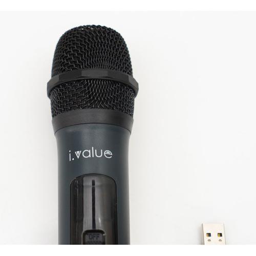 Micro i.value W-18 với khả năng phân tích giọng nói, lọc ồn cao cấp